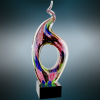Twist Top Art Glass Artistic Awards