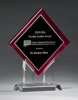 Digitally Printed Diamond Award Executive Acrylic Awards