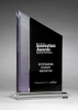 Digitally Printed Zenith Award Executive Acrylic Awards