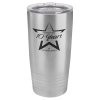 Stainless Steel Ringneck Double Wall Insulated Tumbler -Stainless Steel Insulated Tumblers 20oz