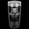 Stainless Steel Ringneck Double Wall Insulated Tumbler -Black Insulated Tumblers 20oz