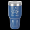 Stainless Steel Ringneck Double Wall Insulated Tumbler -Royal Blue Insulated Tumblers 30oz