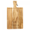 Acacia wood handled cutting board Kitchen Gifts