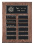 Recognition Pocket Perpetual Plaques 12 Plate Perpetual Plaques