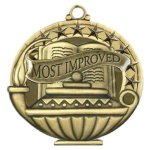APM Medal -Most Improved  Academic Performance Medallions