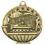 APM Medal -Reading  Academic Performance Medallions