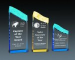 Chiseled Edge Award Achievement Acrylic Awards