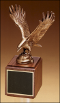 Fully Modeled Antique Bronze Eagle Casting Cast Awards