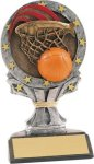Basketball - All-star Resin Trophy Closeout - Resins