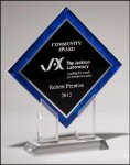 Diamond Series Acrylic Colored Acrylic Awards