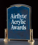 Marble Design Series Acrylic Award Colored Acrylic Awards