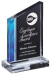 DECO Award - Blue Corporate Acrylic Awards