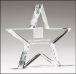 Constellation Series Crystal Award Crystal Paperweights