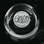 Slant Top Paperweight Crystal Paperweights