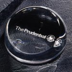 Insignia Paper Weight Crystal Paperweights