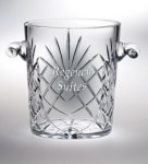 Durham Collection Cooler/Ice Bucket Crystal Vases