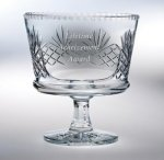 Durham Collection Presentation Bowl Crystal Vases