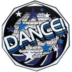 DCM Medal -Dance  Decagon Colored Medallions