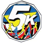 DCM Medal -5K  Decagon Colored Medallions
