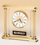 Traditionally Styled Desk Clock Desk Clocks
