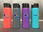 20oz Cafe Collection Bottle with Flip Lid Drinkware