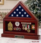 Flag Display Cases Flag Cases & Shadow Boxes