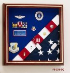 Display Case Flag Cases & Shadow Boxes