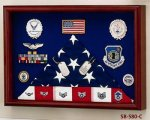 Shadow Box Frames Flag Cases & Shadow Boxes