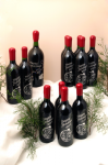 Custom Etched Wine Bottles Gifts