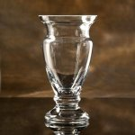 Crystal Cup Conquest Trophy Glass and Crystal Award Cups