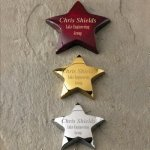 Star Paperweights