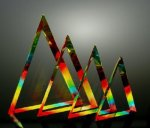 Spectrum Acrylic Award Pyramid Awards