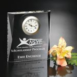 Moments Beveled Clock Sales Awards